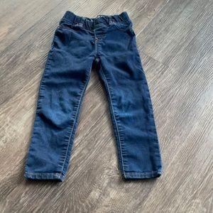 4/$20 Girls Gap Skinny Jeans Sz 3